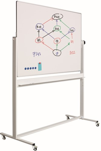 Kantelbord Smit Visual 13009.091 email staal 120x180cm