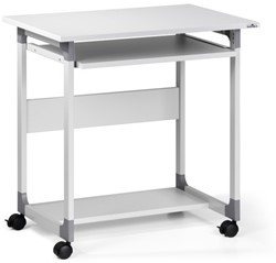 Computer trolley Durable 75 FH grijs