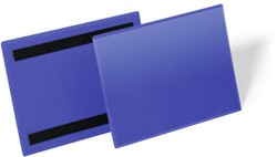 Insteekhoes Durable 1743 magnetisch A5 liggend blauw