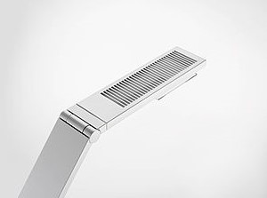 Bureaulamp Luctra Linear Table Pro met voet wit-2